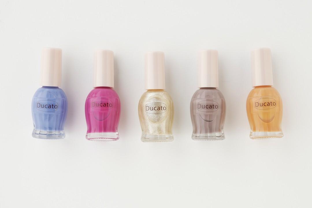 新色は全部で5色! 好みの色をチョイスして!