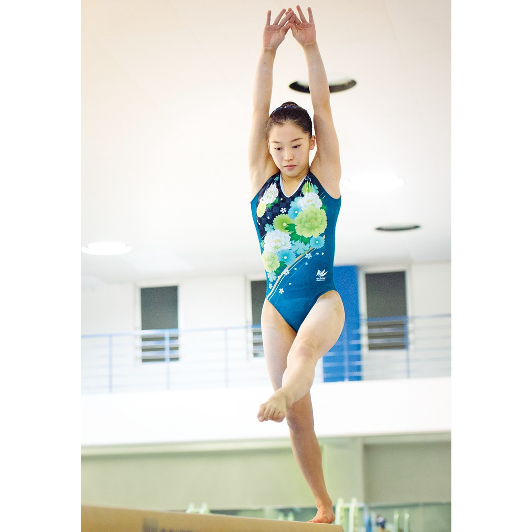 島田瞳選手