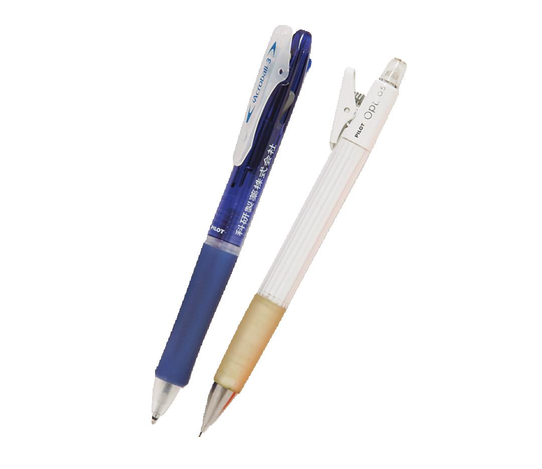 カラーペンは1色で!