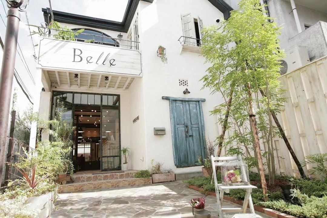 Belle omotesandoは東京の表参道にあるよ