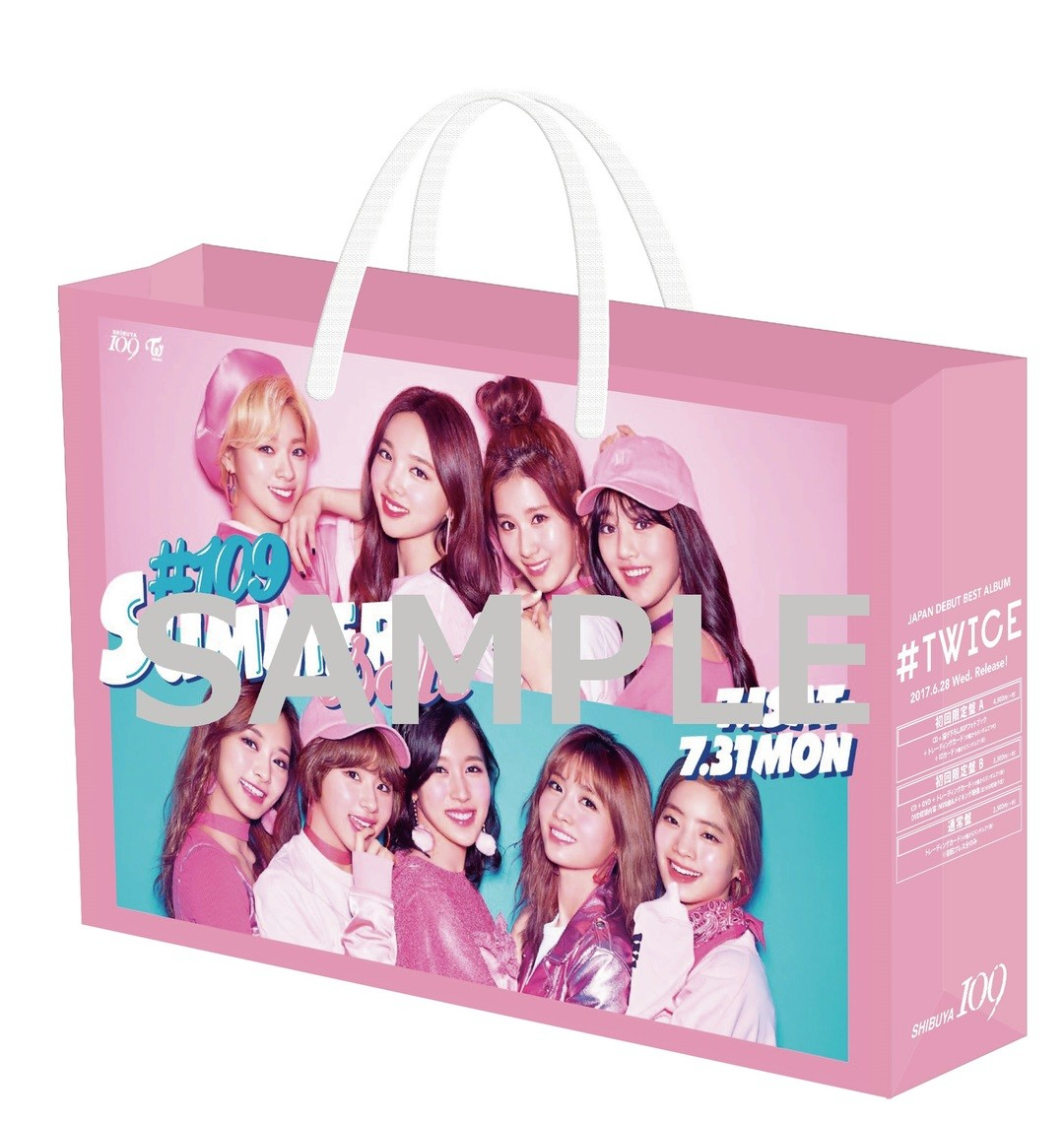 """#TWICE POP UP STORE""がオープン♡"