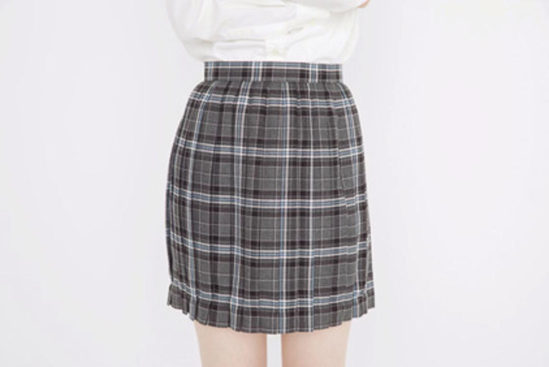 スカート丈を変えられないなら、シルエットをいじっちゃえ!