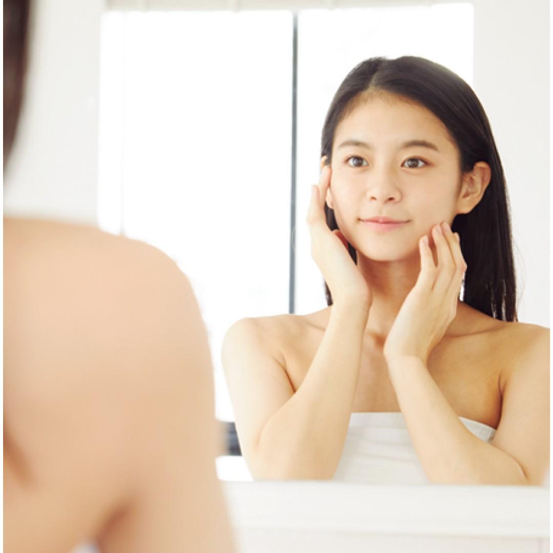Do1:顔の保湿ケアをする