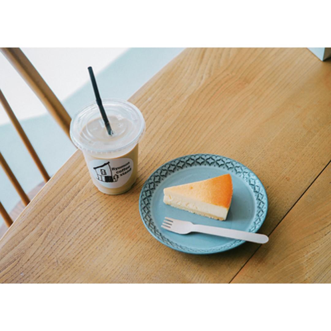 りんくまお気に入りスポット♡吉祥寺のコーヒースタンド『Ryumon coffee stand』