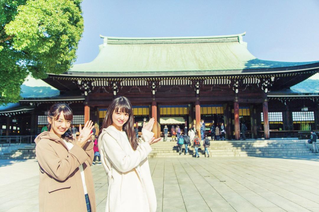 ①東京・明治神宮