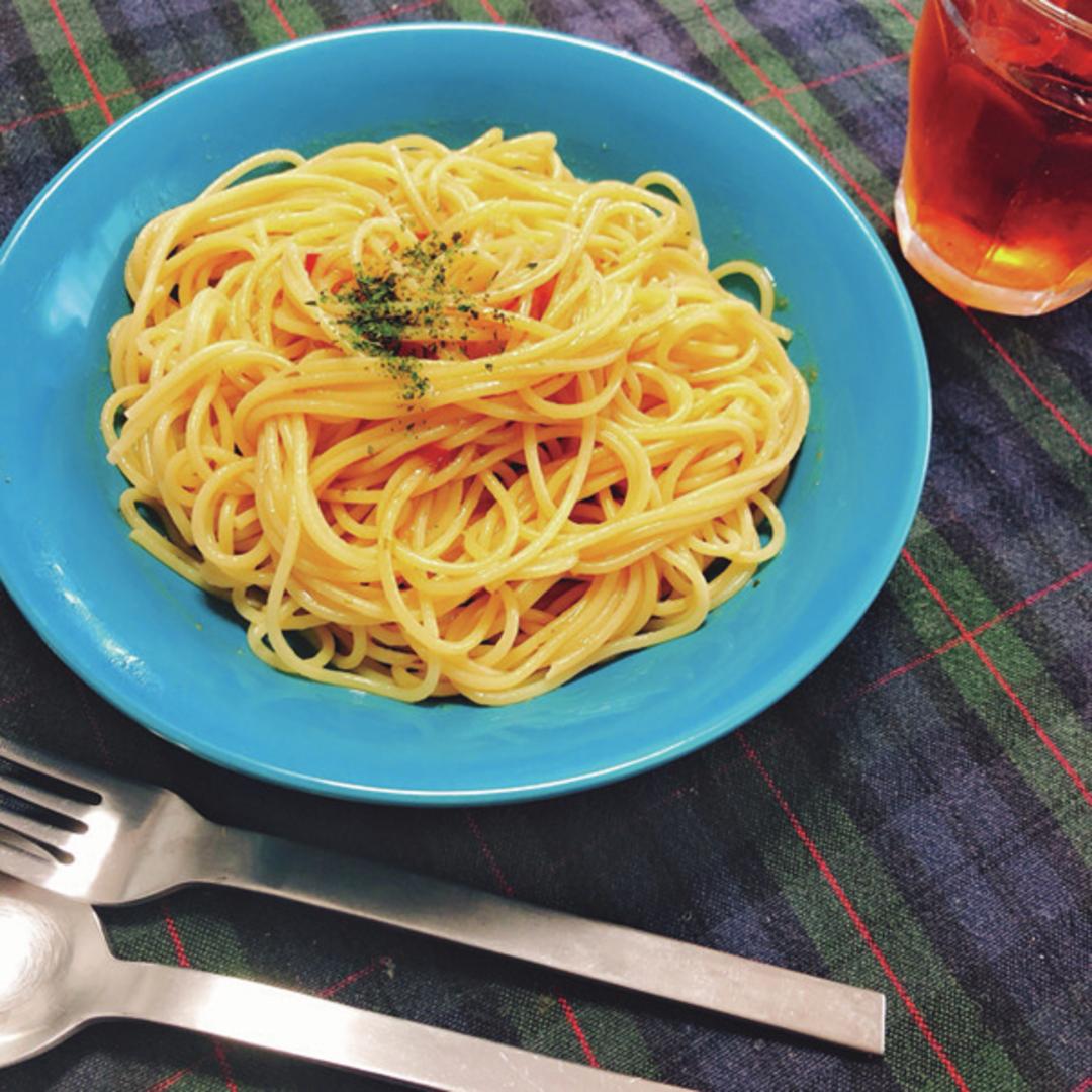 お料理デビューのスパゲッティですっ★