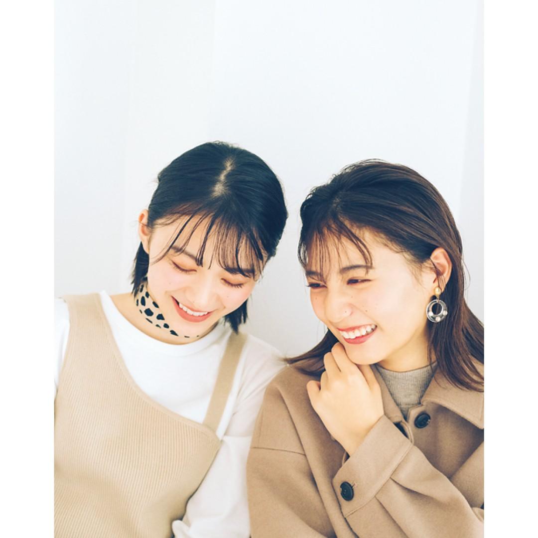 最旬ラテ色カラートーク♡