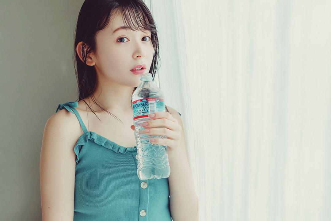 飲むものは基本、水