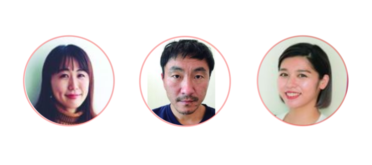 STで活躍する3人のヘアメイクさんが推薦!