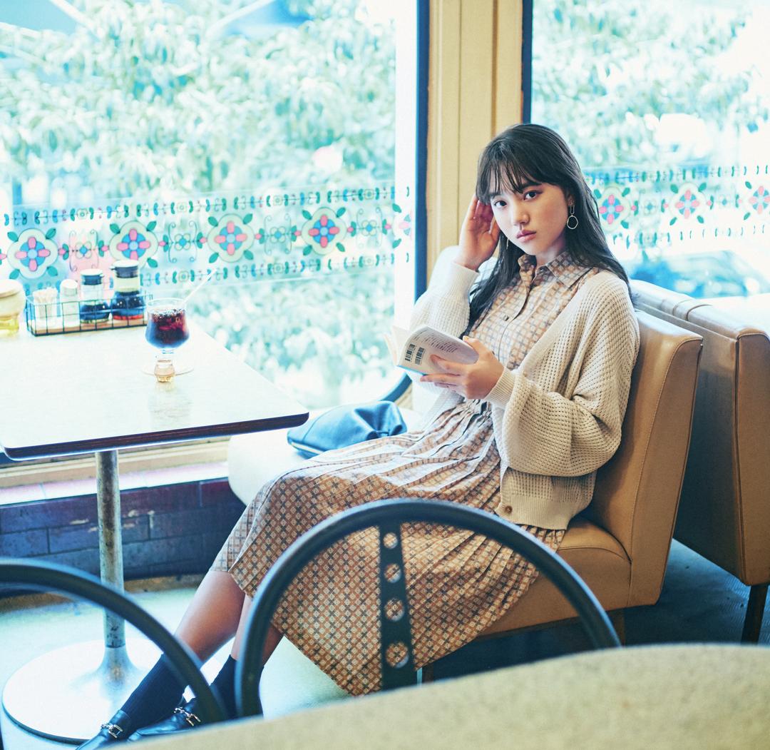 [1日目]レトロ喫茶で写真家さんの本を読む