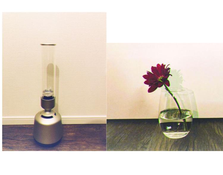 【清原果耶】音楽とお花に癒されてます♡