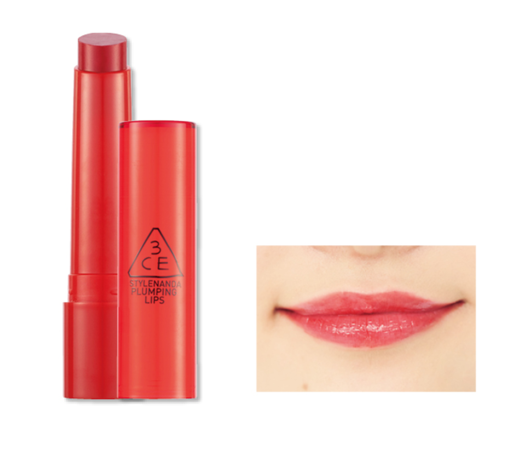 3CE PLUMPING LIPS #RED