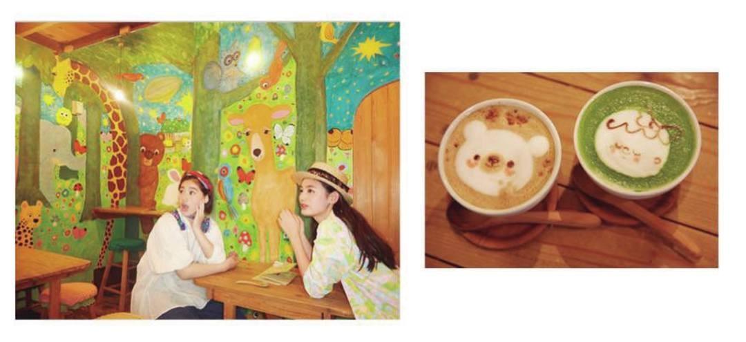 かわいい壁の宝庫♡HATTIFNAT 高円寺のおうち