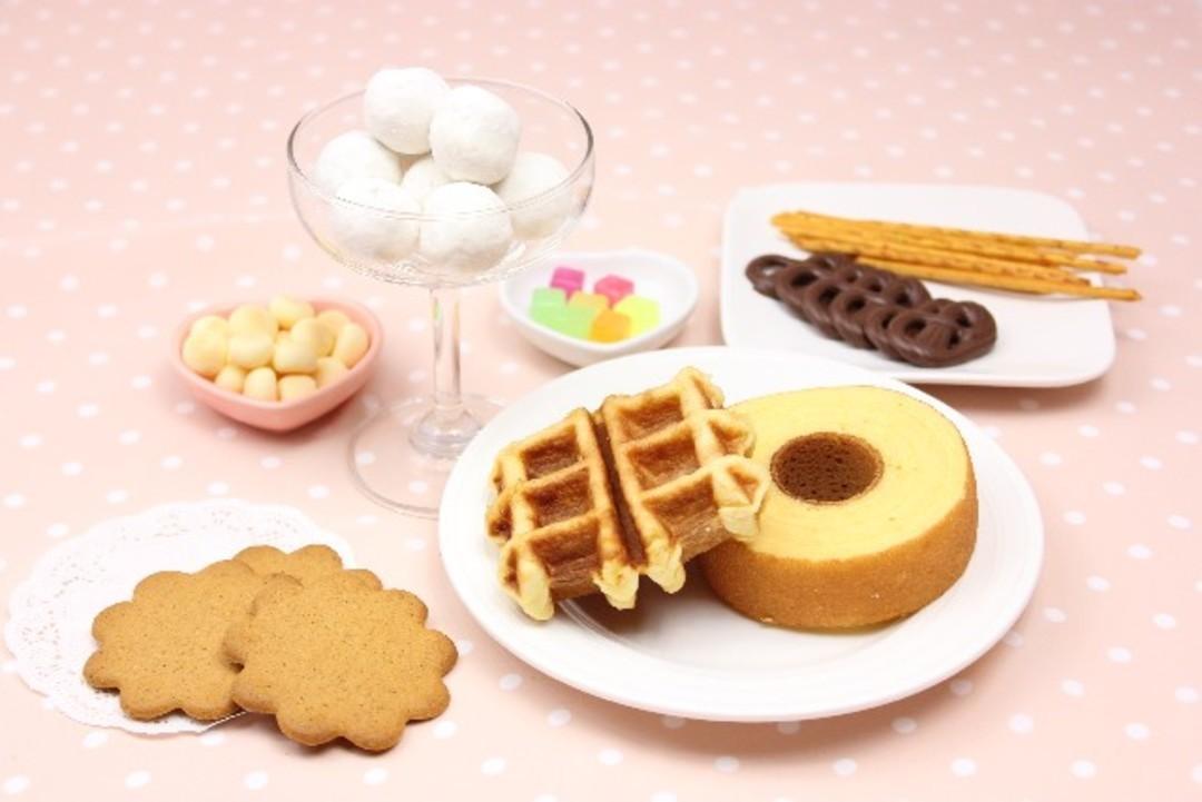 ④お菓子やデザートを1食にカウントしない
