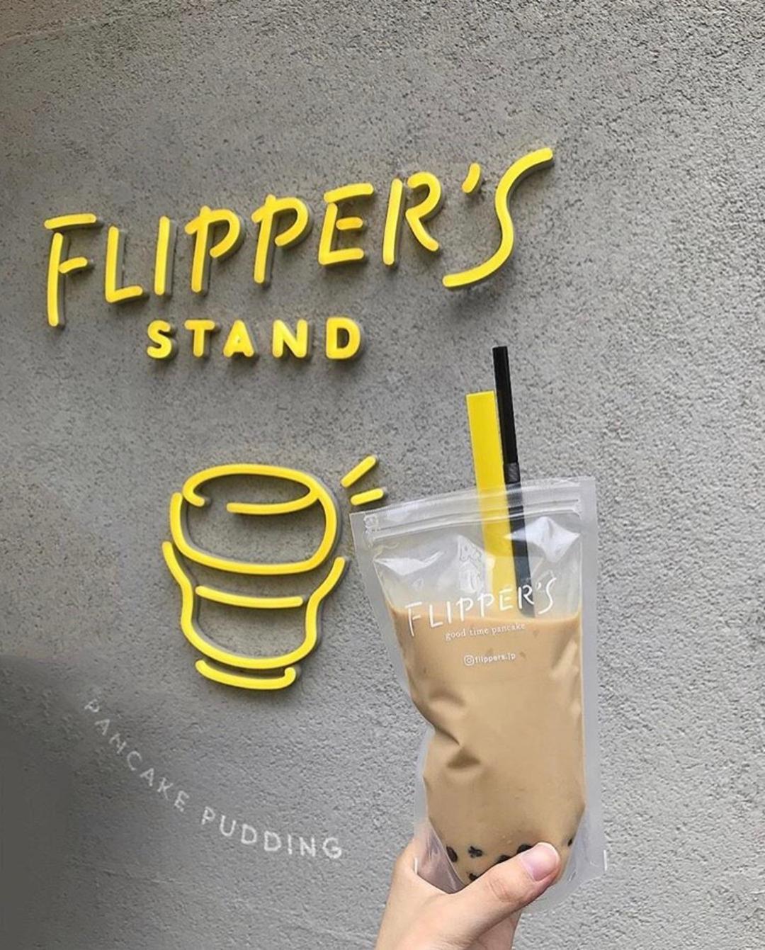 容れ物がカワイイ!パンケーキ有名店「FLIPPER'S(フリッパーズ)」