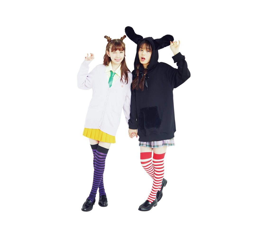 ハロウィン制服コーデがかわいー!!