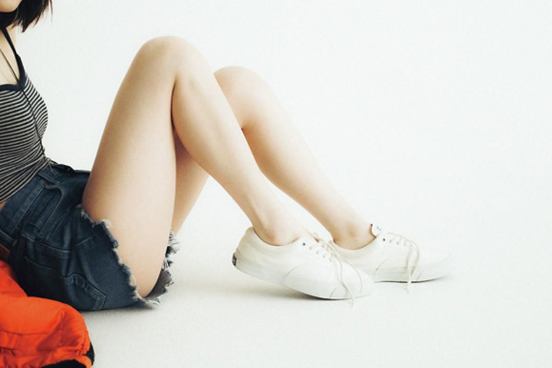 「まりえちゃんみたいなキレイな脚になりたい!!」(yuki・高3)