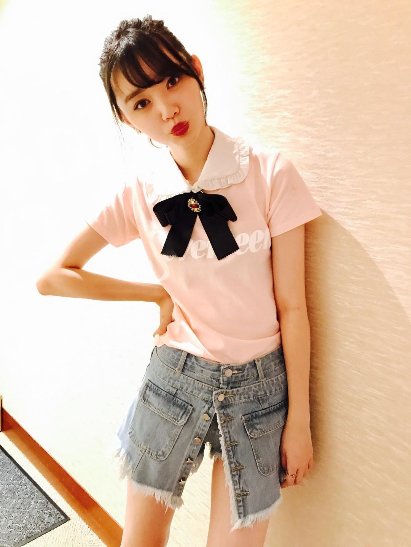 学園祭Tシャツは愛美アレンジ