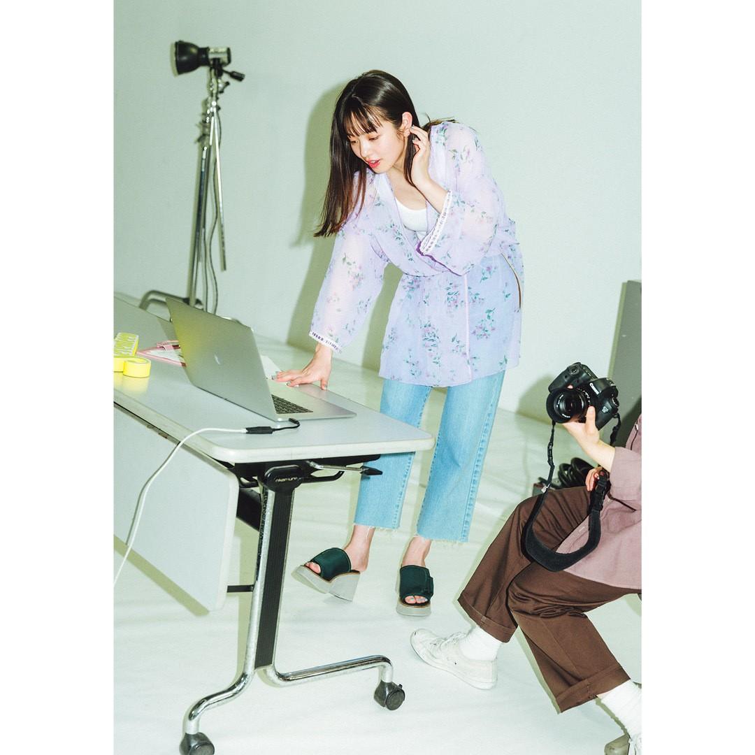 いよいよ撮影週間スタート☆ モデル&編集の1人2役で 大忙しだぁぁぁ