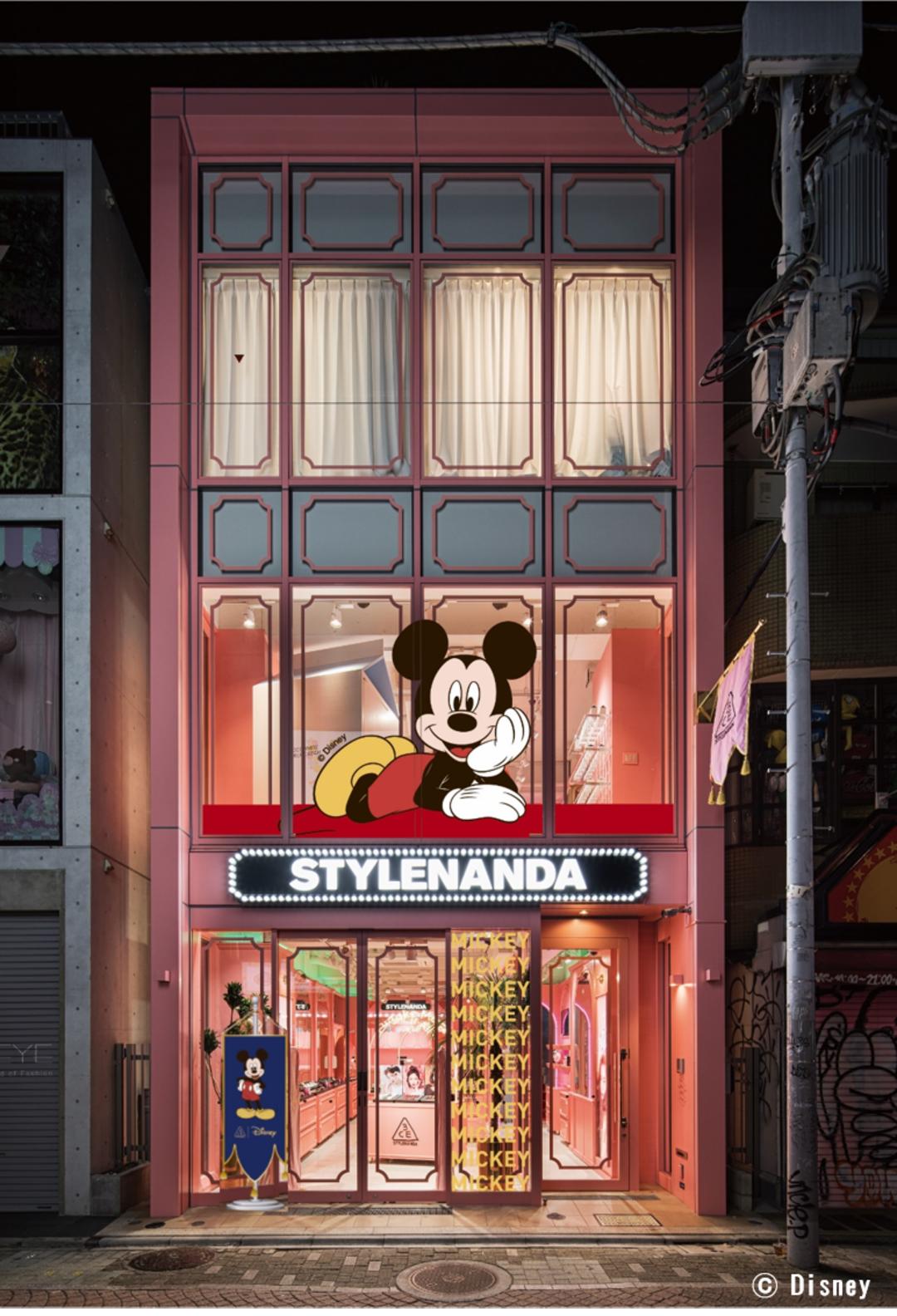 STYLENANDA HARAJUKU STORE限定のスペシャルキャンペーン