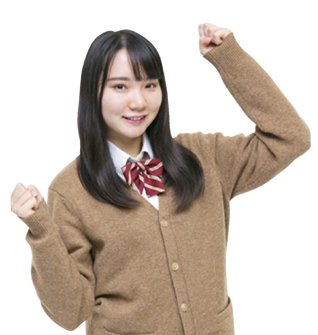 富所美咲ちゃん (高3)がわざわざ呼び出して「おみやげあげる♡」モテクをお試し
