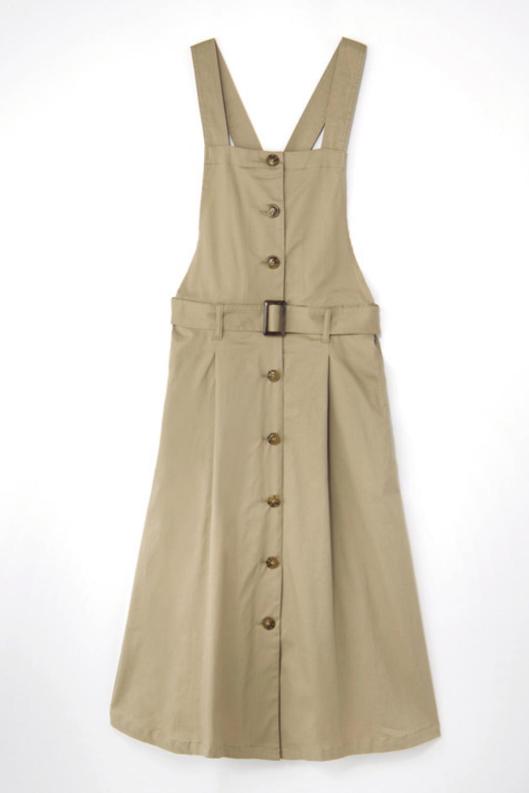 トレンチスカート、こんなのも欲しい!