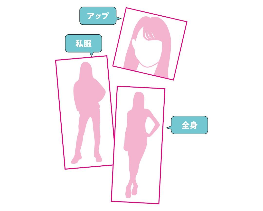 特設WEBサイトで最終候補者の写真とムービー 公開中☆