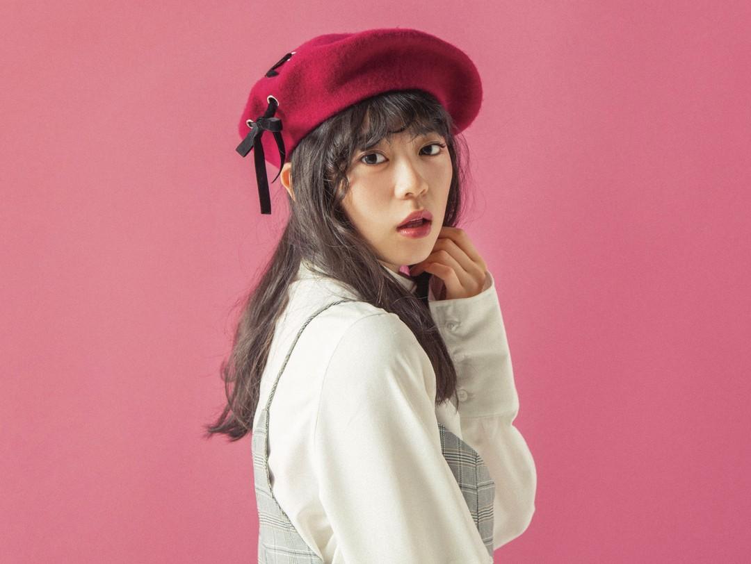 【ベレー帽編】ガーリー派♡ 仁香はコレ!