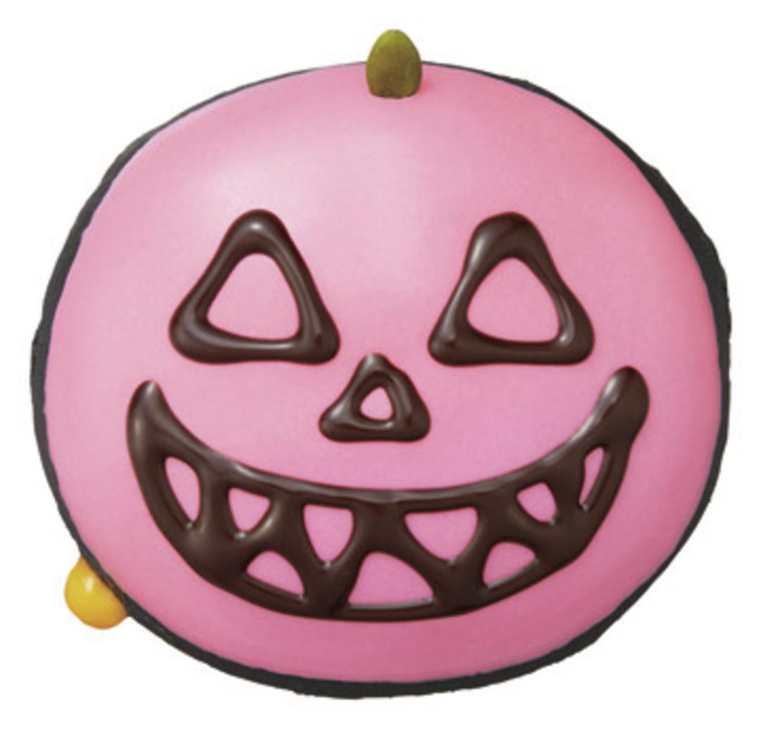 クリスピー・クリーム・ドーナツ【ピンク パンプキン ジャック】