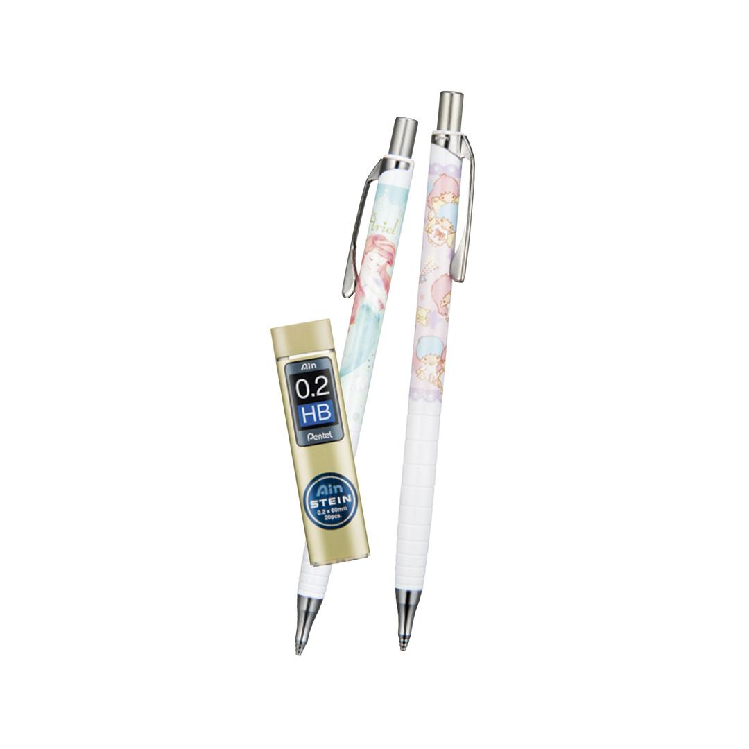 【トレンド1】シャーペンの芯は細めが定番