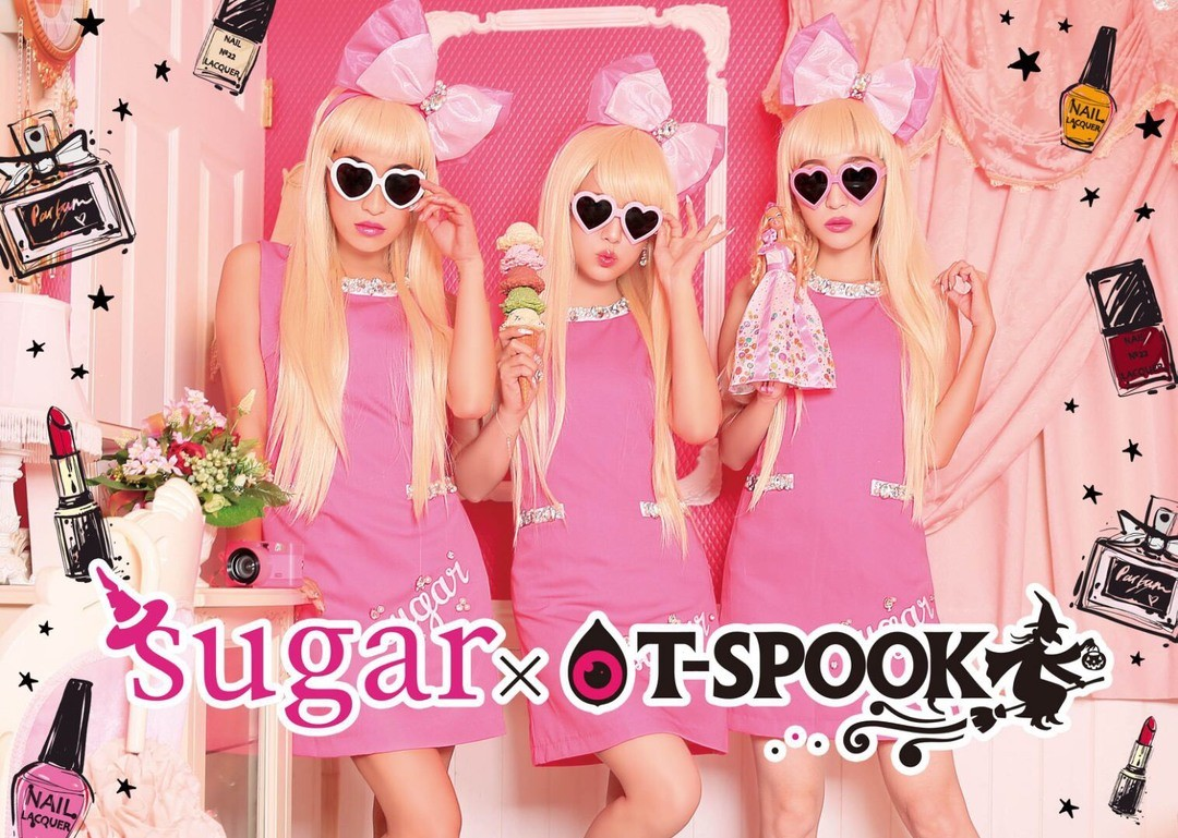 【B2F】suger×T-SPOOK