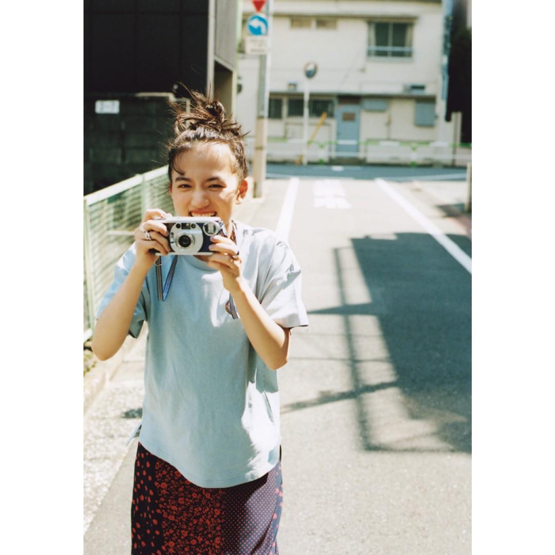 カメラ女子です