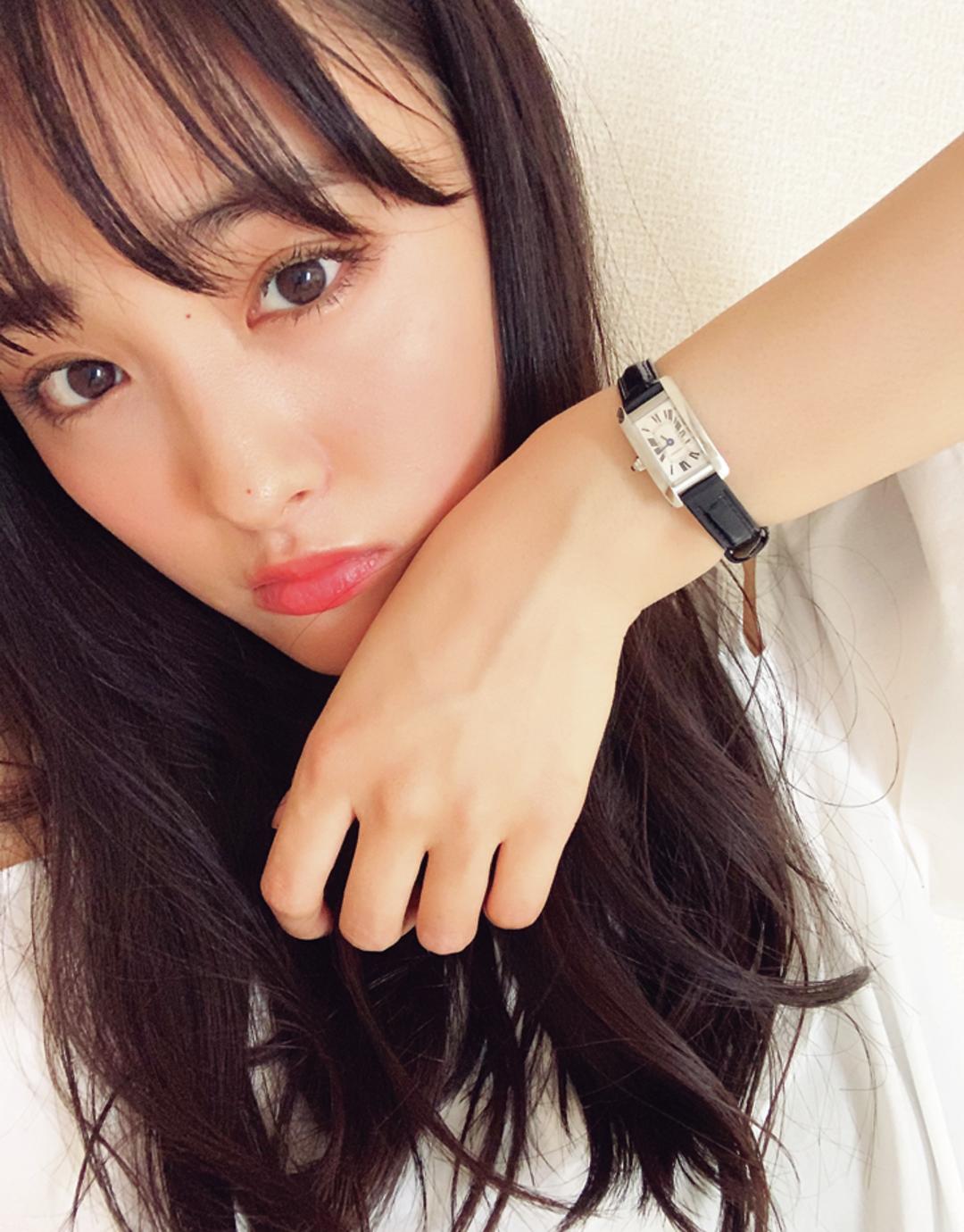 花恋はオトナ腕時計