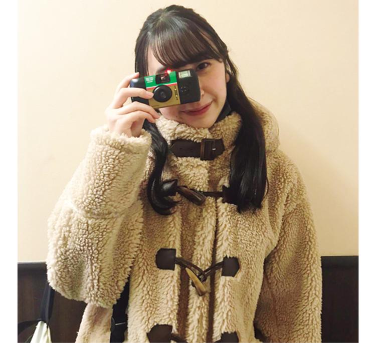 百花ちゃん (高3)