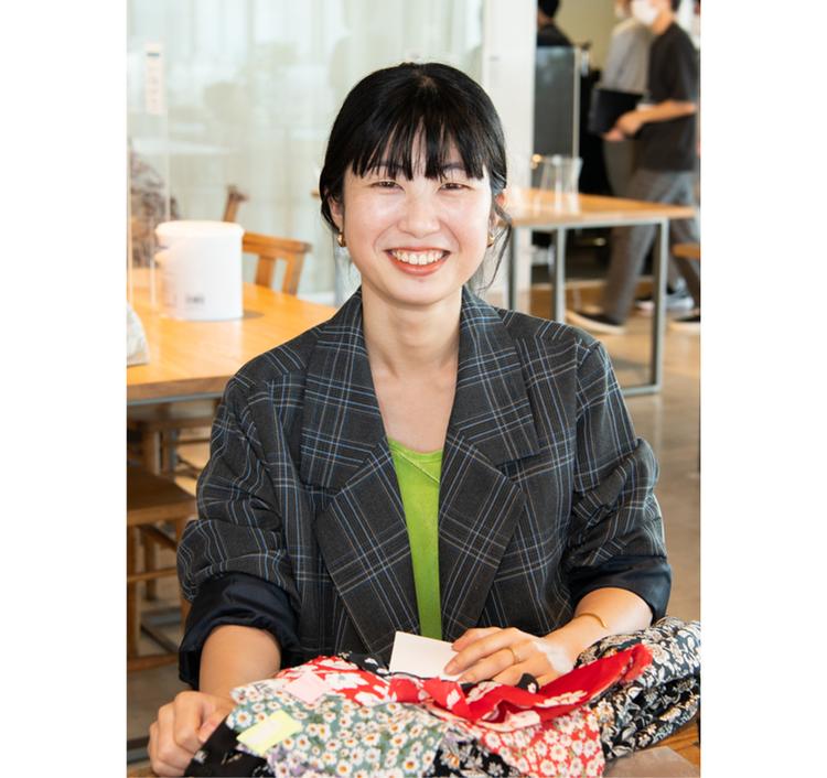 『Me%』企画デザイナー・ ディレクター 柳田みきさん