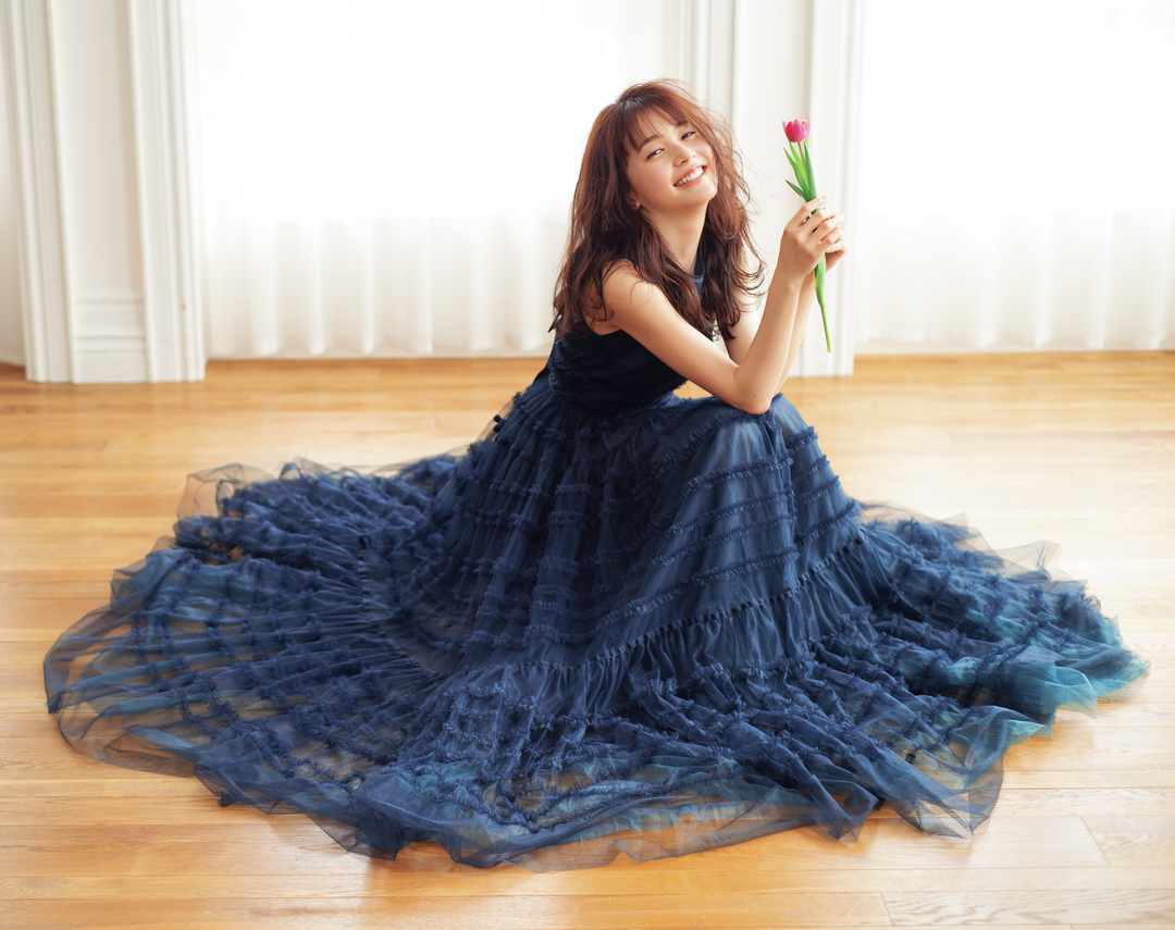 りんくまとスタイリストさんの♡にビビッときた運命のドレスはコレ!