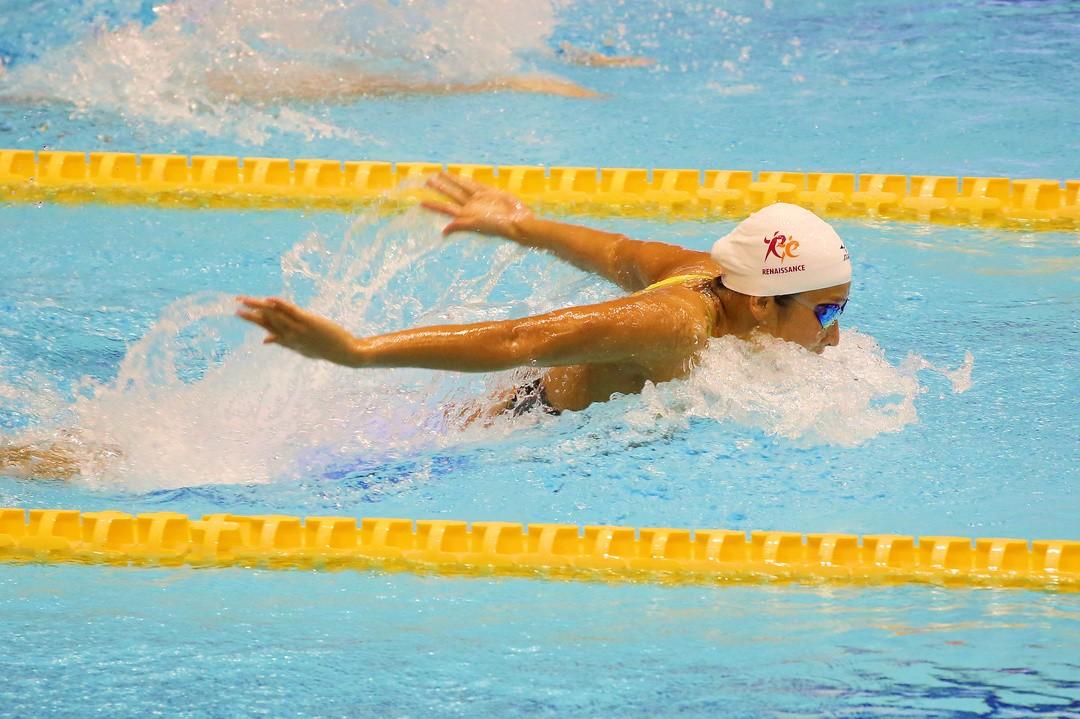 Q:いつ頃水泳を始めたの? どの泳ぎが一番好き?