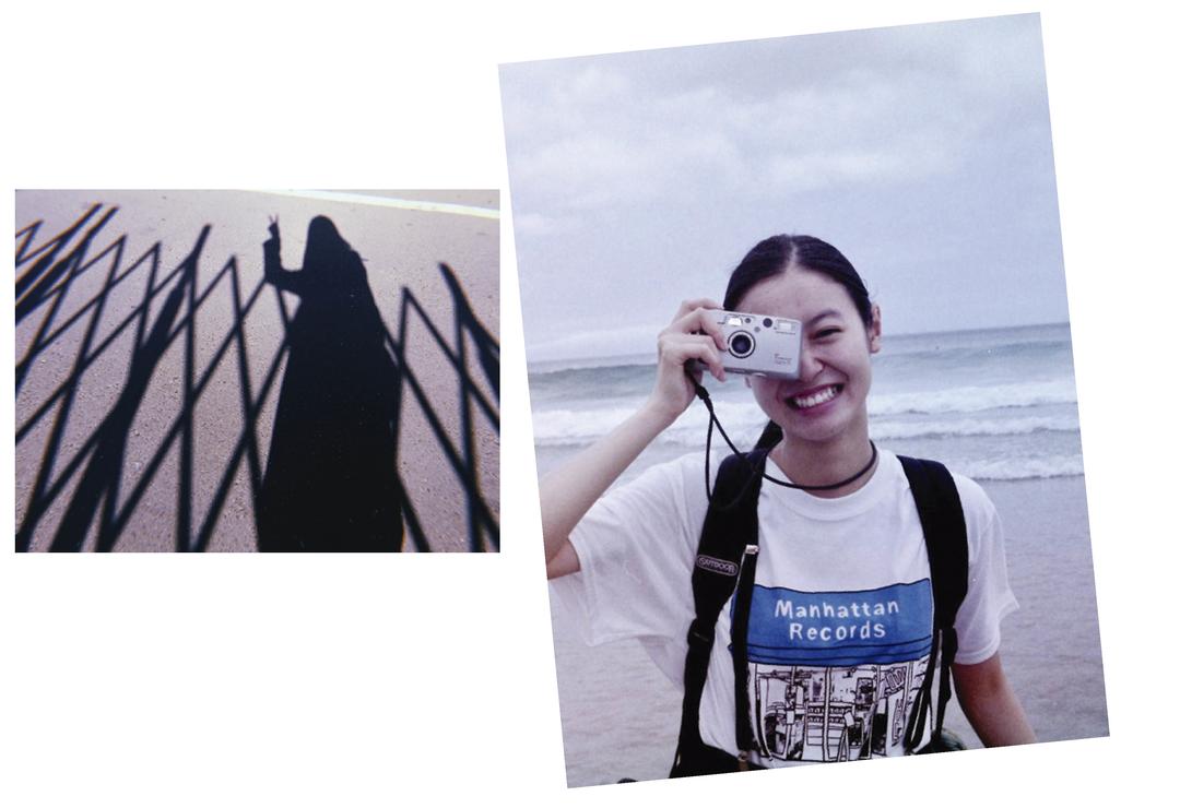 田辺桃子ちゃんは「写真」