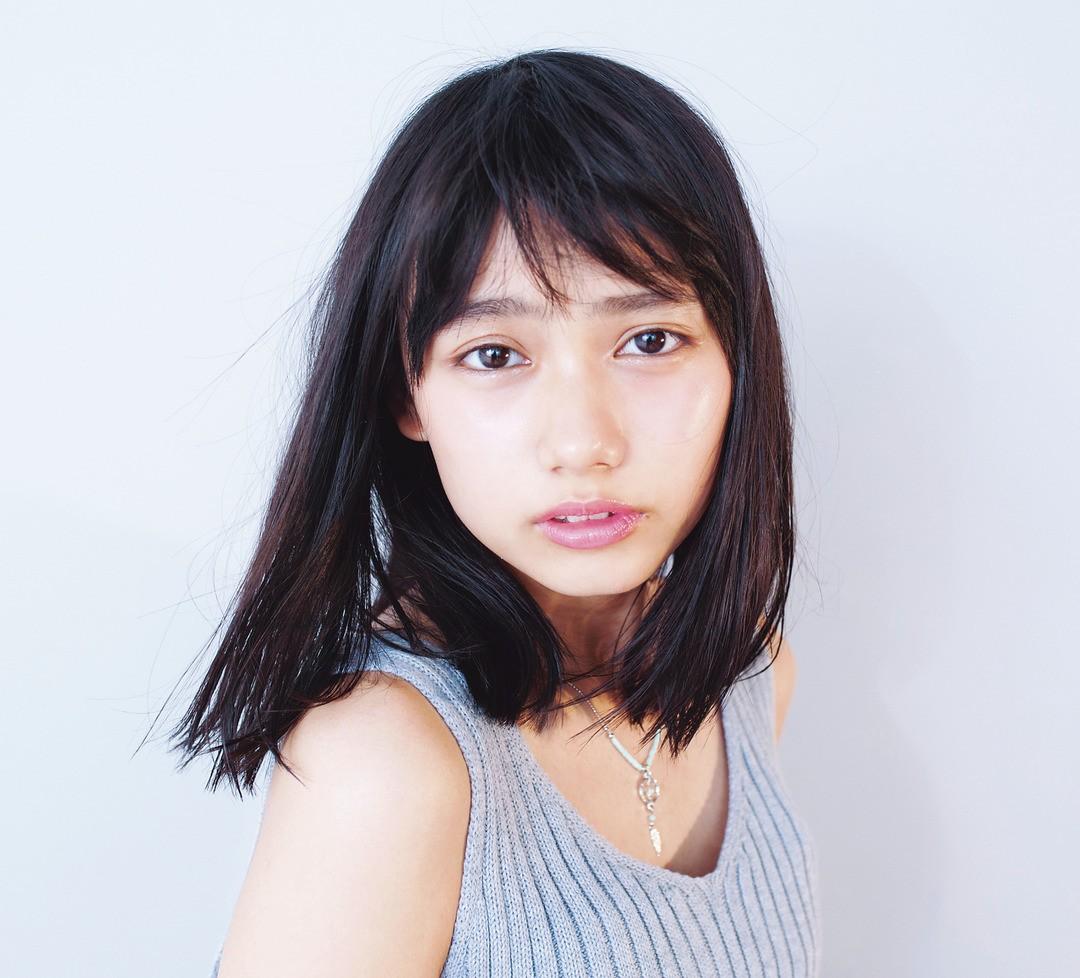 黒崎レイナちゃんは5年ぶりにばっさりカット♡
