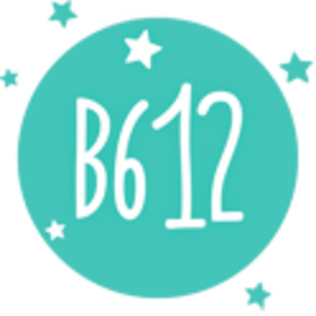 【カメラアプリ部門1位】B612