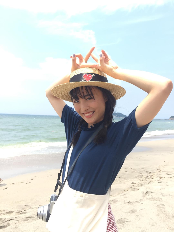 10月号の撮影では、鎌倉の海へ行きましたー♪♪