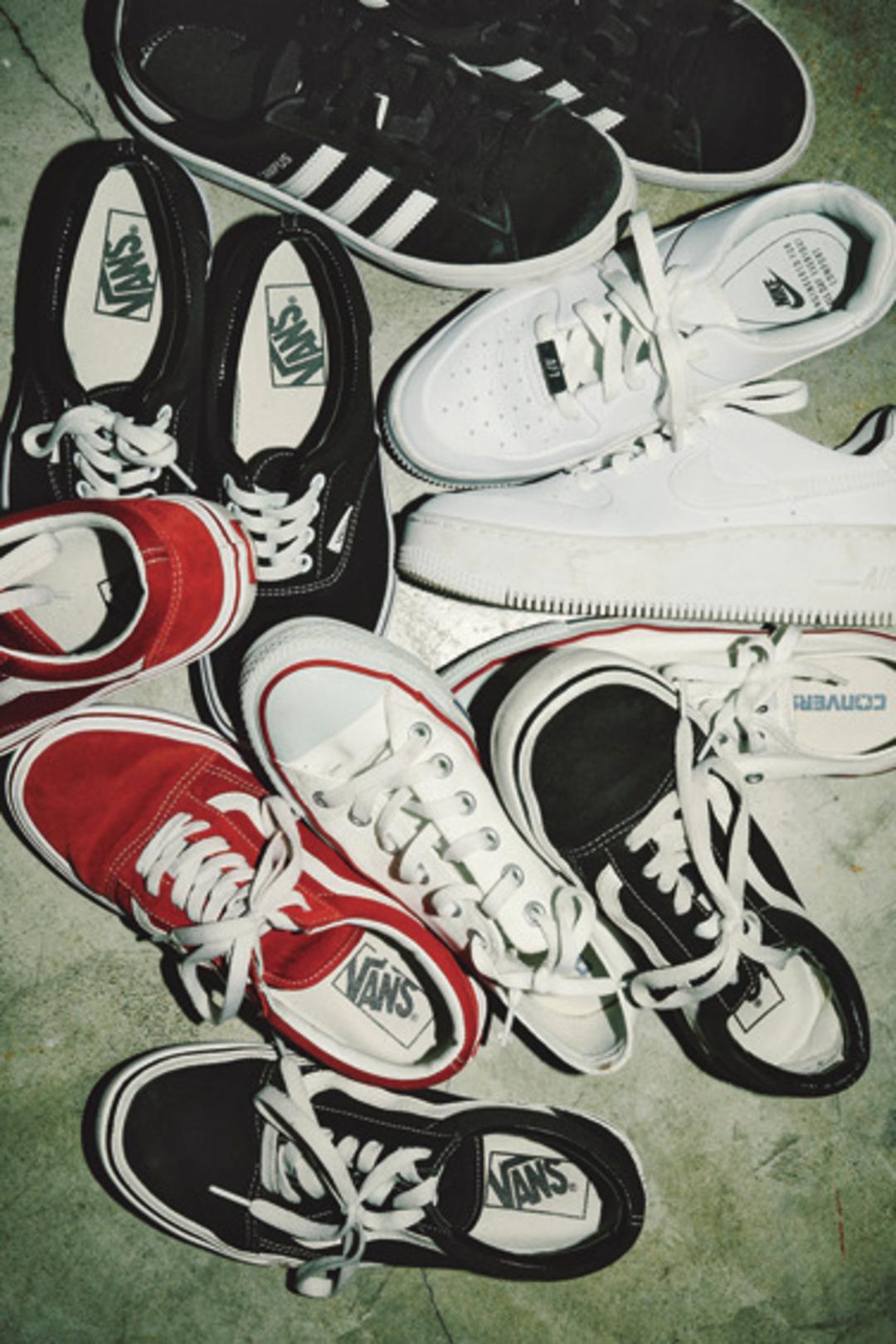 スニーカー好き♥