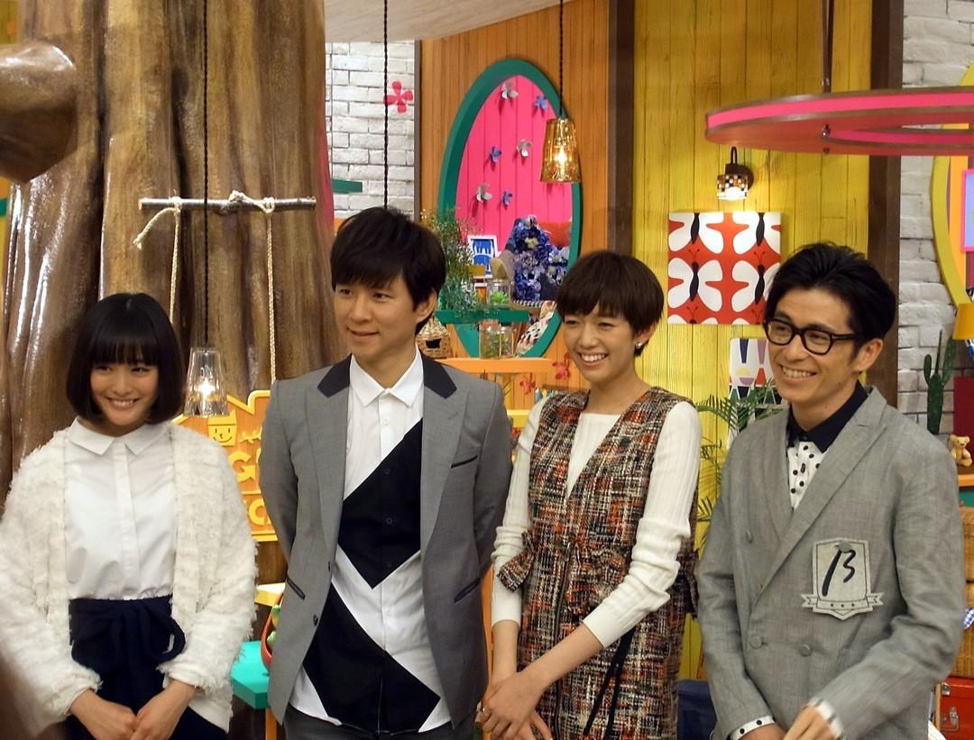 渡部建さんと藤森慎吾さんの掛け合いは漫才みたい!