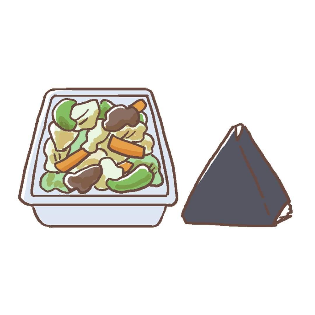 ◆おかずもしっかり食べよう!
