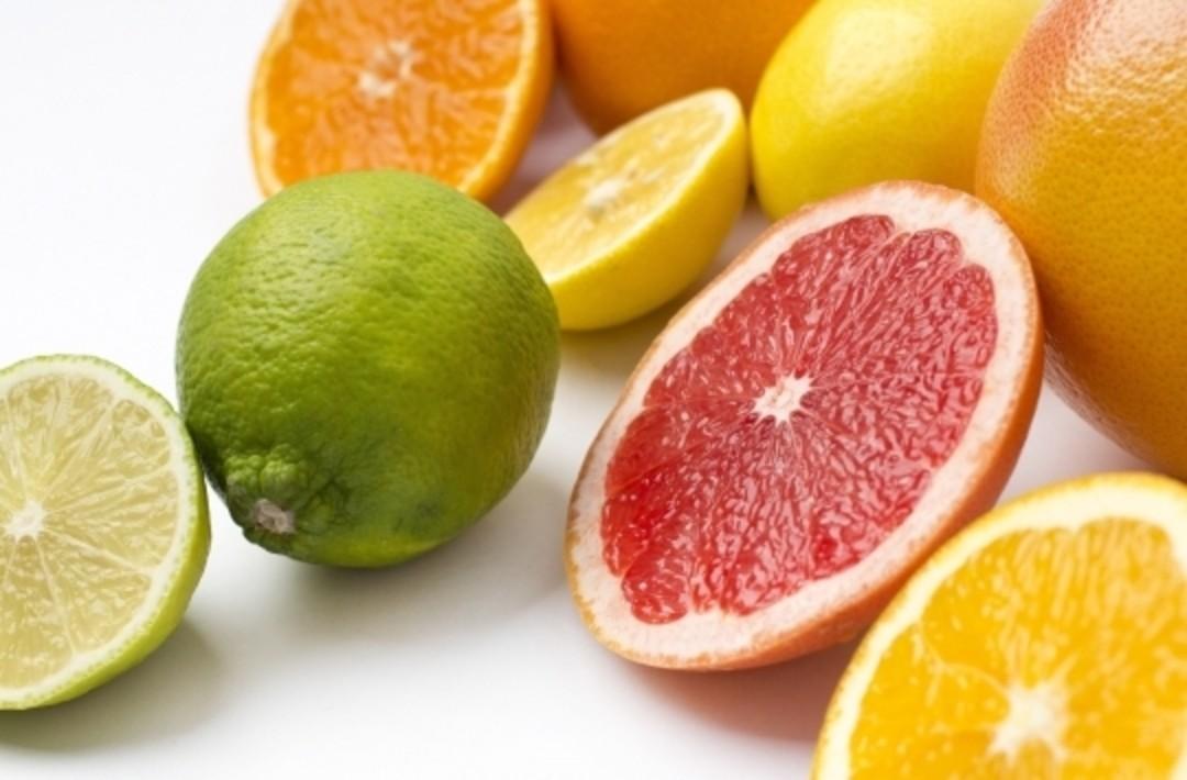 【5】柑橘系の香りをかぐ