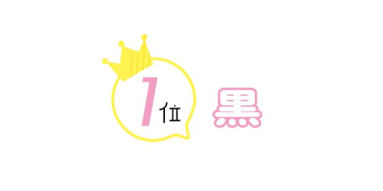 ★リュックの人気カラーBEST3★