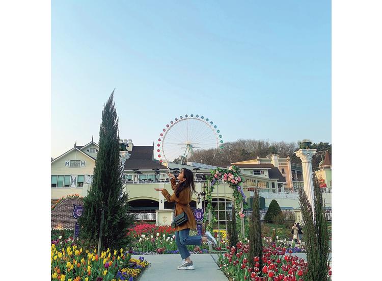 【遊園地】エバーランドとロッテワールドが人気ツートップ!