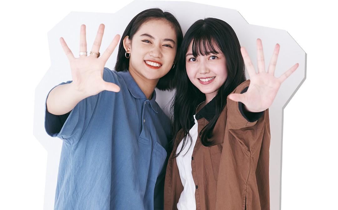 莉佳子&史緒里は野球の話で意気投合した「スポ観戦友」
