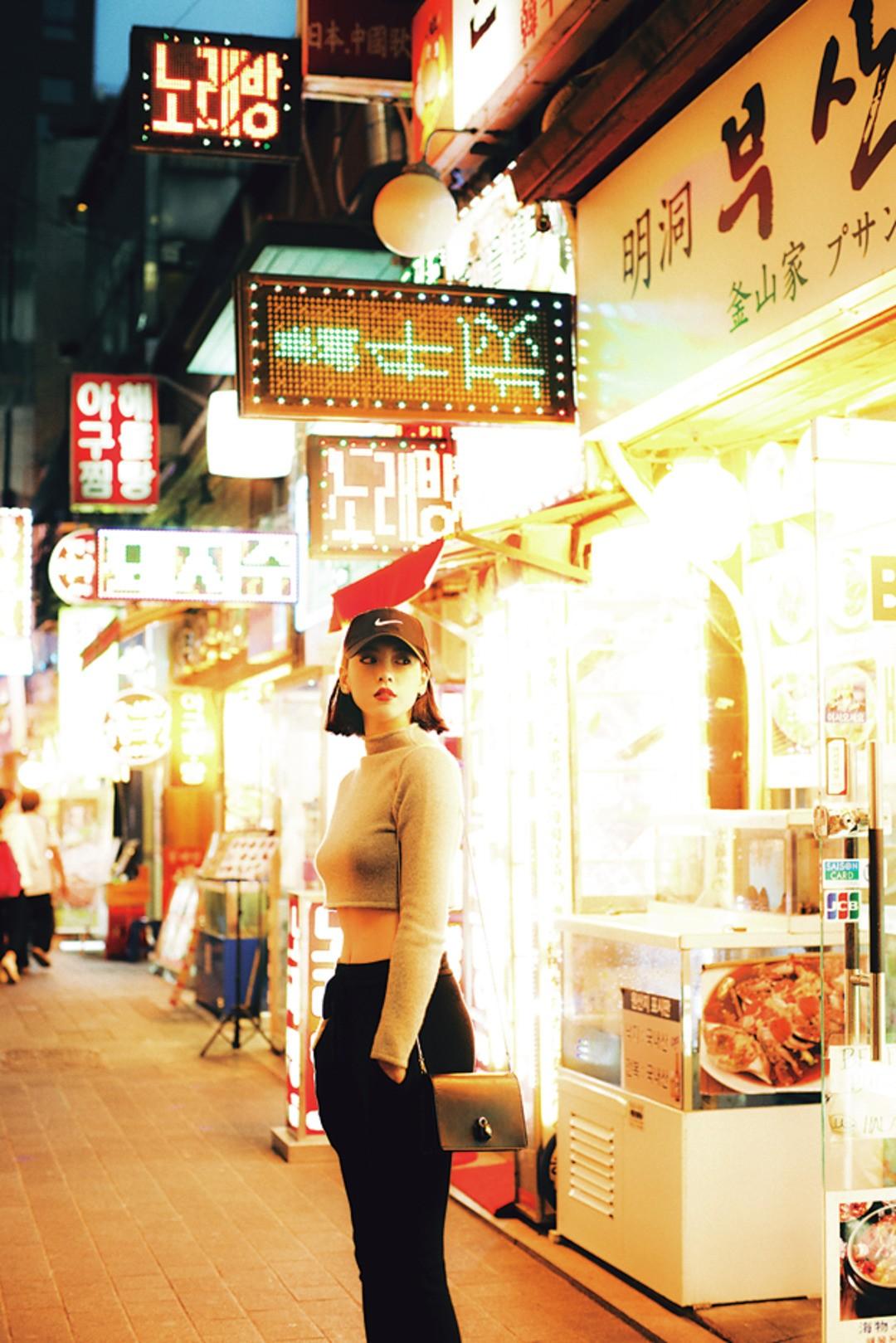 大好きな韓国で撮影してきました!