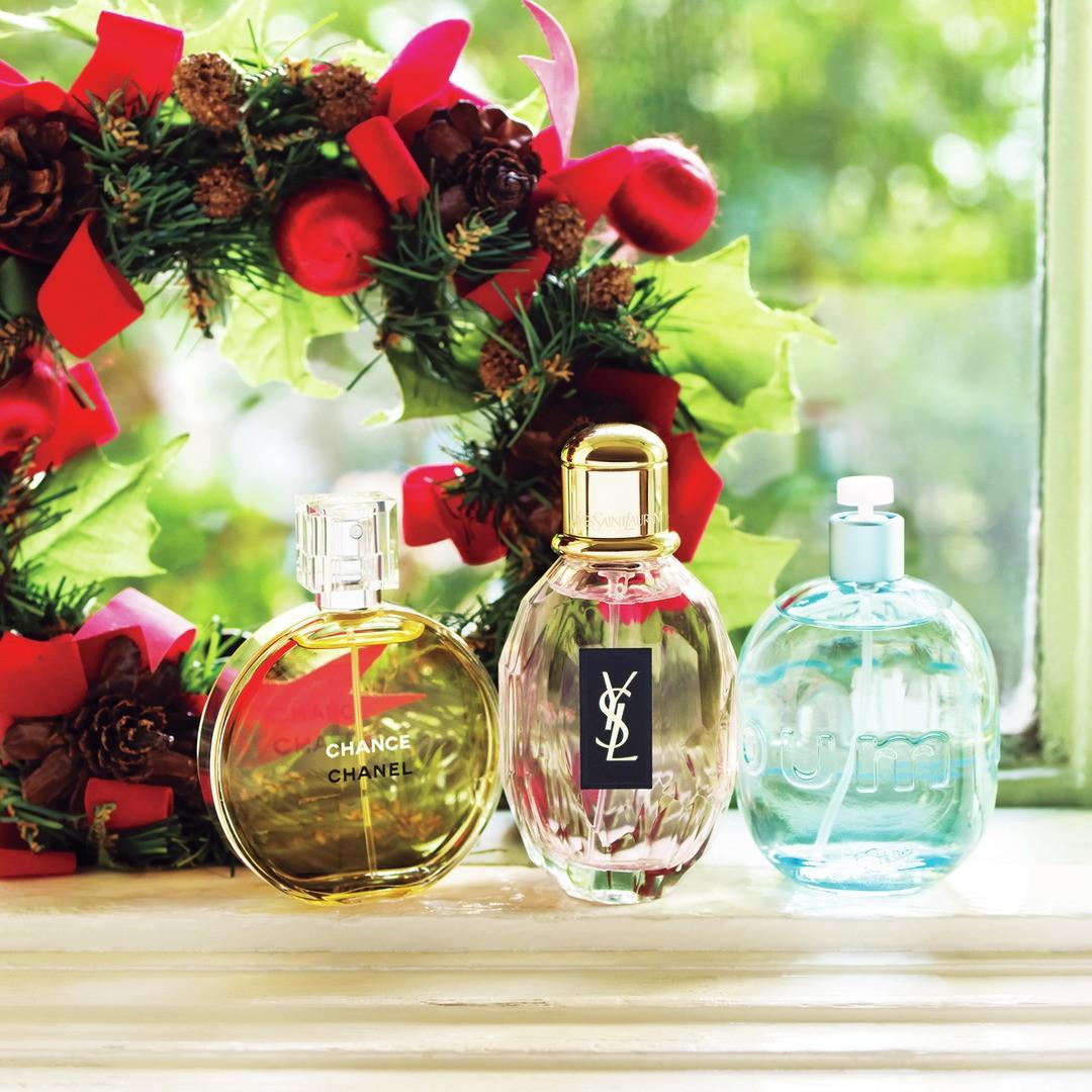 これがDKが選んだモテ香水!